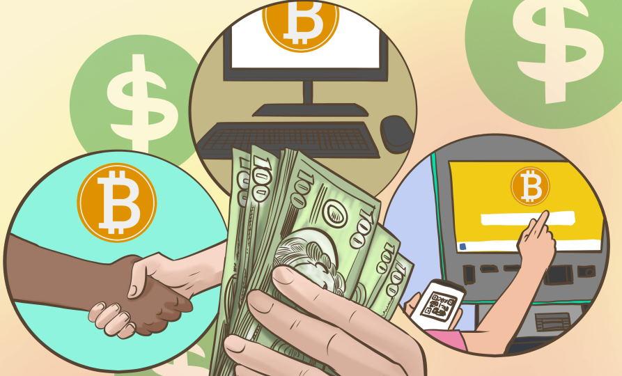 transfer the Bitcoin