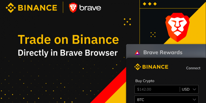 Binance widget